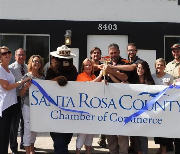 Proud member of Santa Rosa County Chamber of Commerce