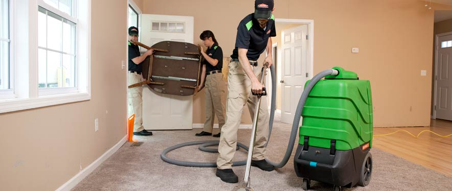 Gulf Breeze, FL residential restoration cleaning